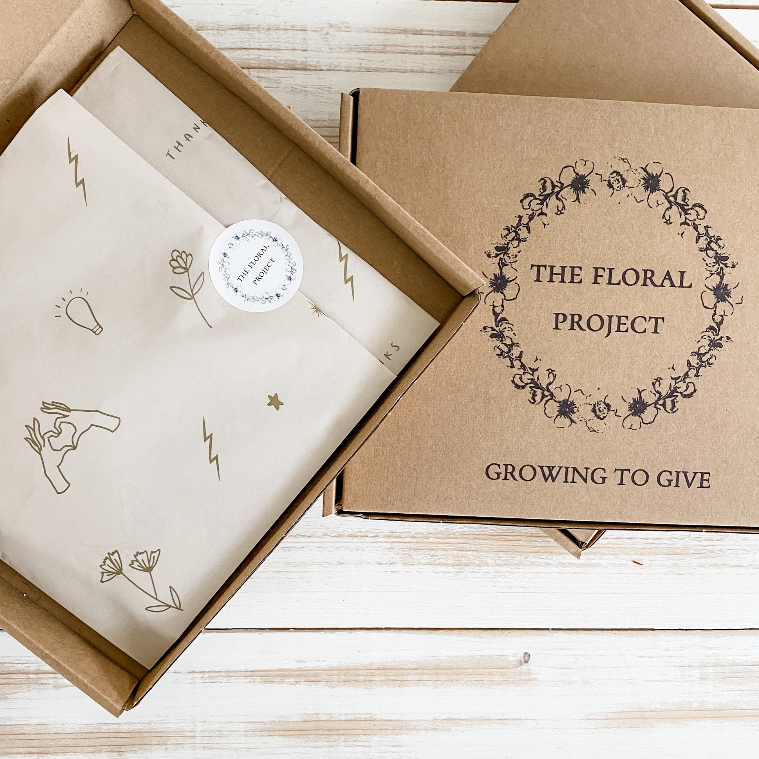 The Floral Project