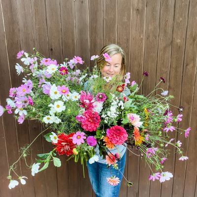 Instagram for Florists Success Stories | Nicola Bird | The Floral Project