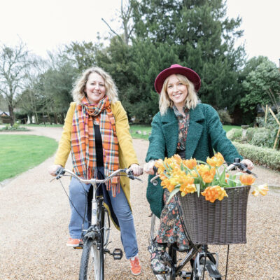 Girl Flower Podcast | Chatting to Jess & Vic