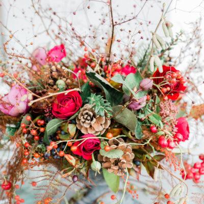 Zita Elze's Flower Shop – Christmas 2020 | Part 2