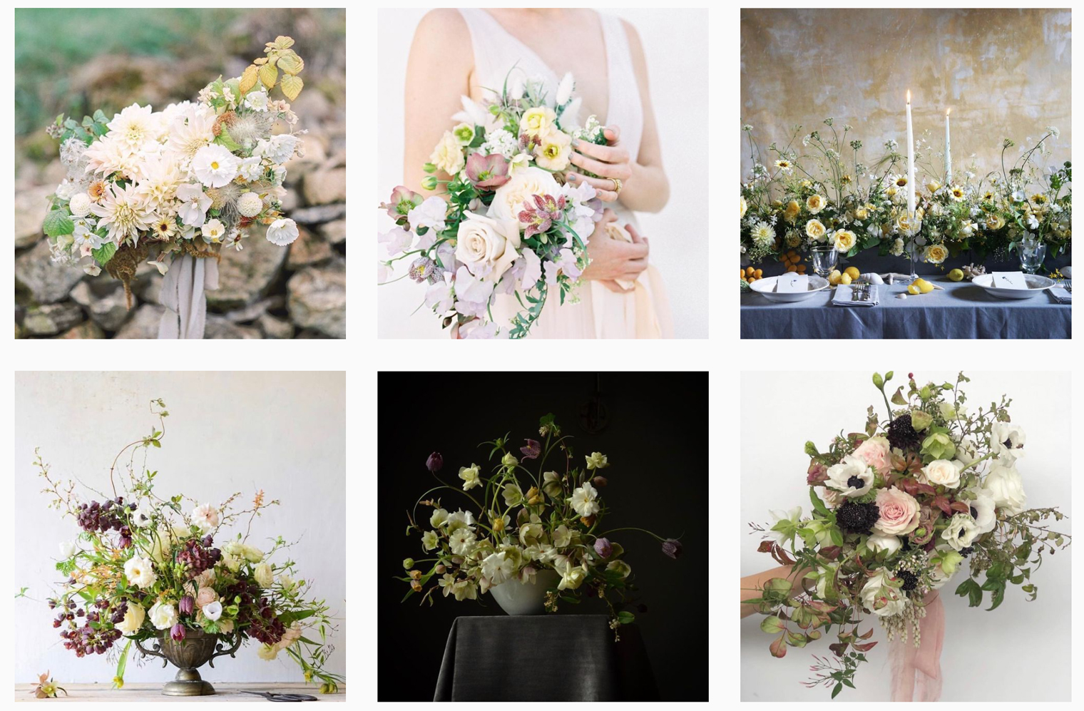 Under The Floral Spell Instagram Account