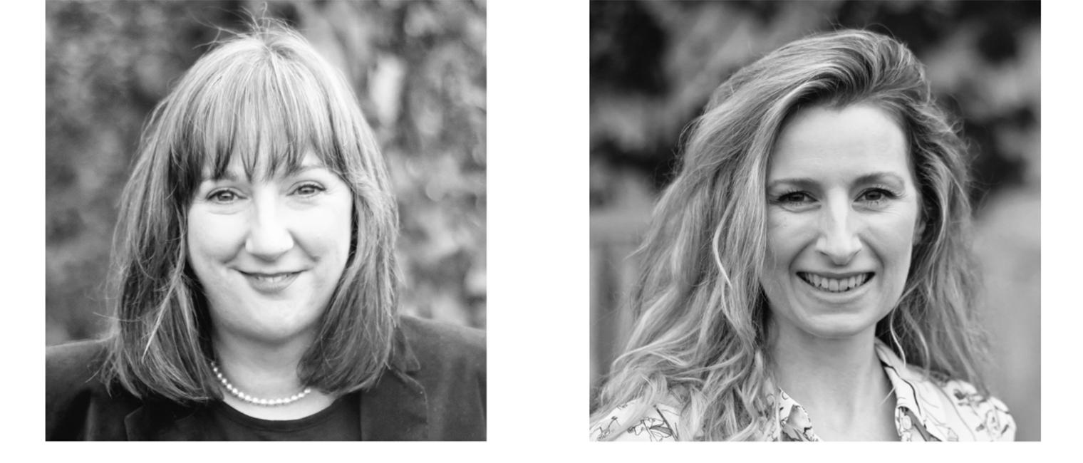 Jo Bird & Amy McCann David Austin Roses