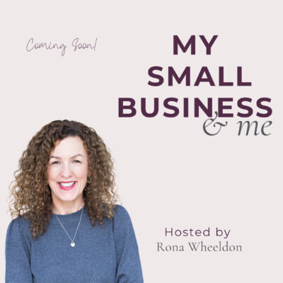 My Small Business & Me Podcast   My New Venture