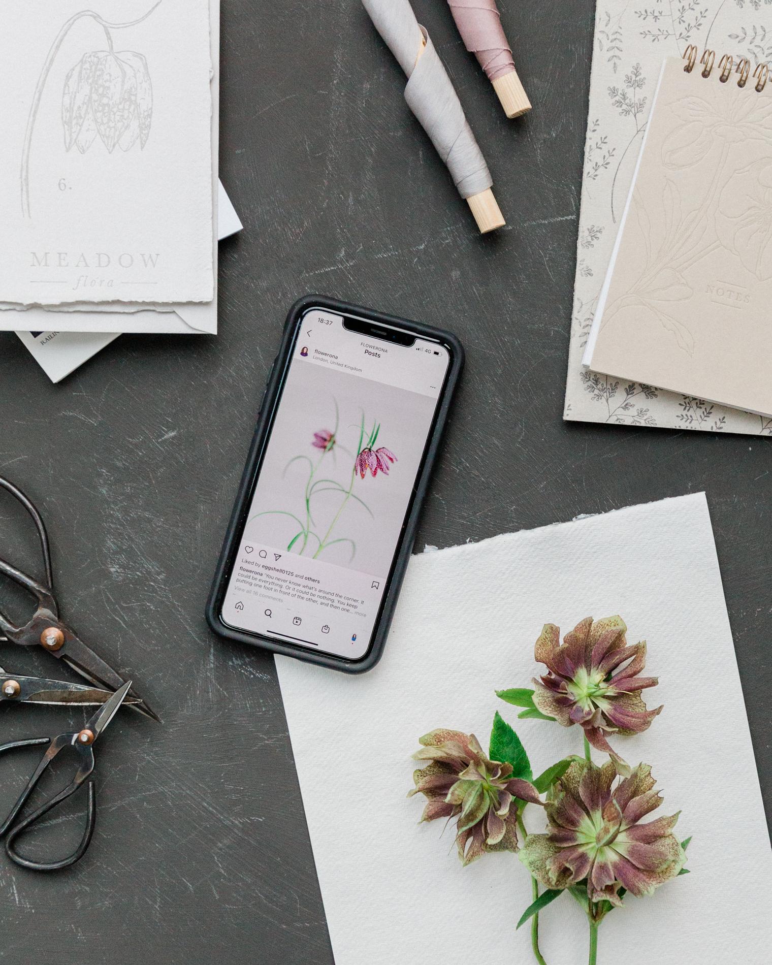 Instagram Tips for Florists | Instagram for Florists Online Course