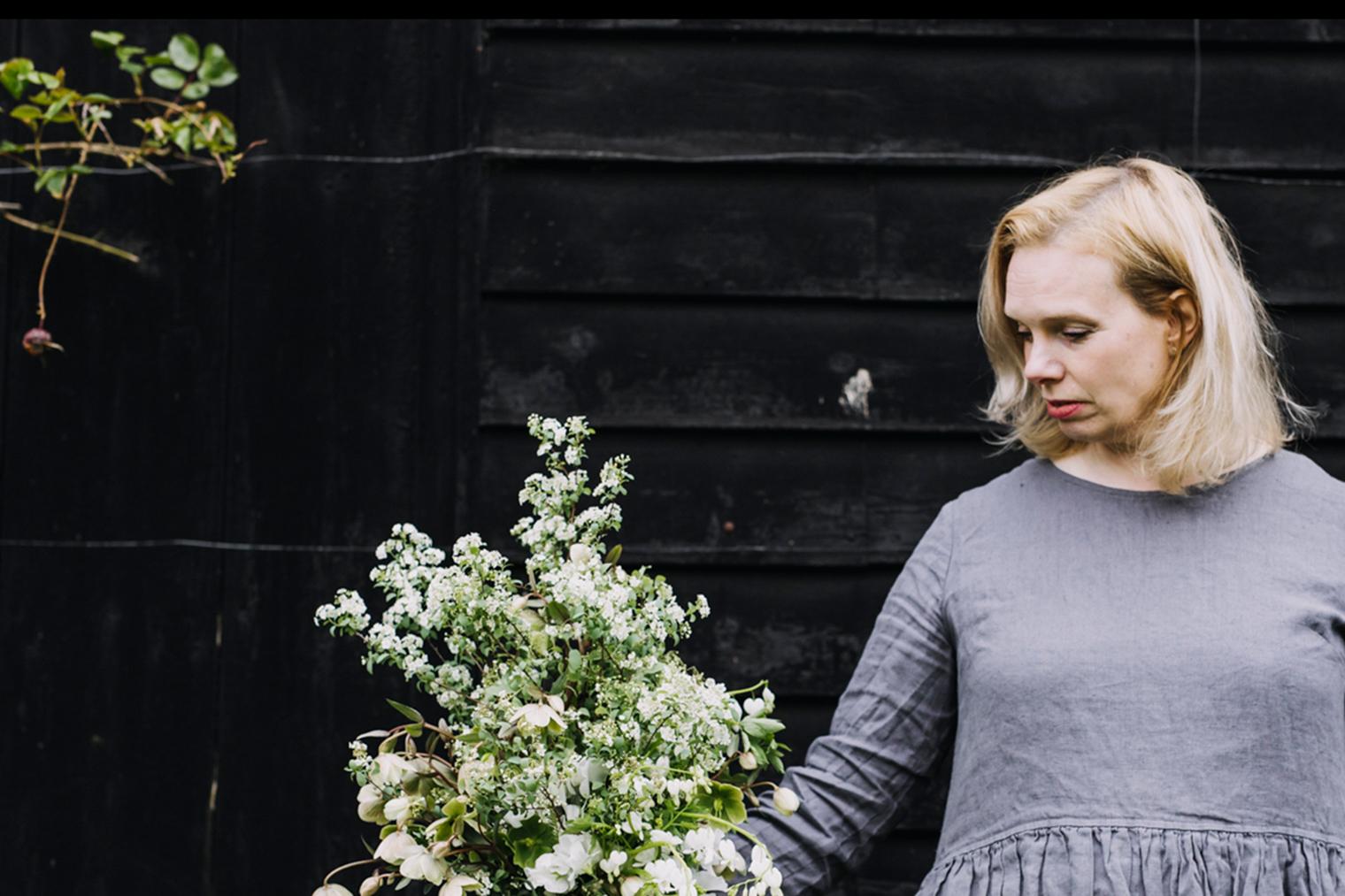 Claire Bowen Honeysuckle & Hilda   7 floristry podcast episodes