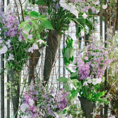 British Flowers Week 2021 | 5 Floral Installations